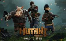 Геймплей Mutant Year Zero: Road to Eden