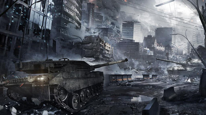 Стресс-тест Armored Warfare в преддверии релиза