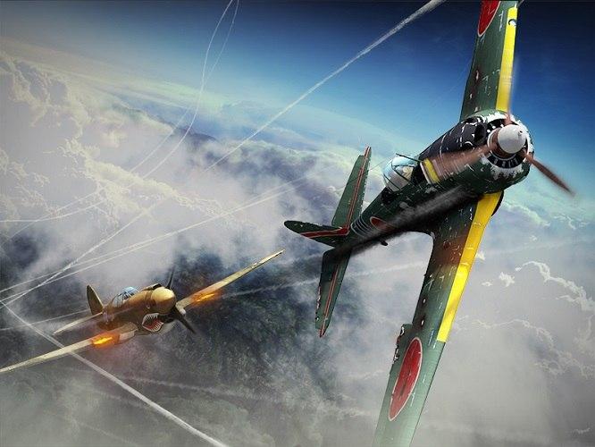 вартандер самолеты как играть