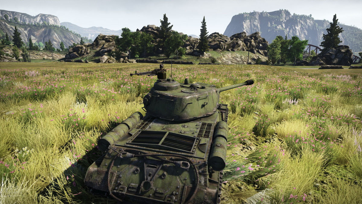 самые крутые танки вар тандер