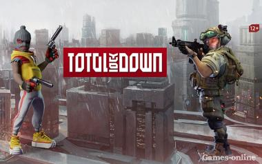 Онлайн игра Total Lockdown