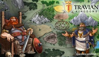 Браузерная онлайн стратегия Travian Kingdoms