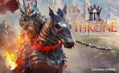 Браузерная стратегия Throne: Kingdom at War