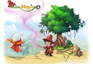 Браузерные: Бесплатная онлайн игра Miramagia