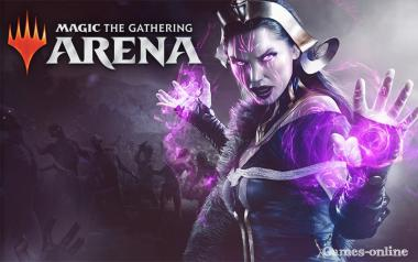 Онлайн игра Magic: The Gathering Arena