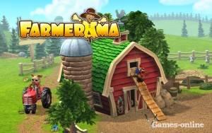 Браузерная ферма Farmerama