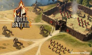Онлайн игра Total Battle