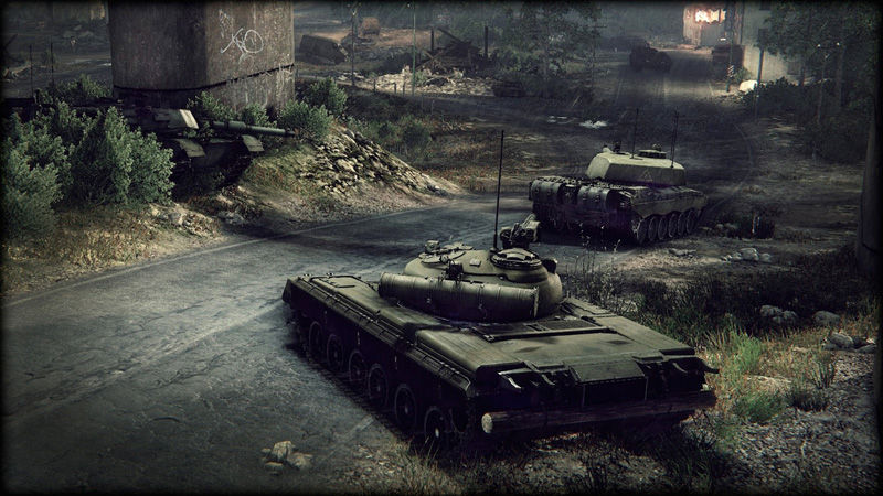 Armored Warfare танки