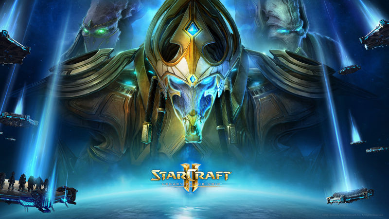 Starcraft II - Legacy of the Void (lotv)