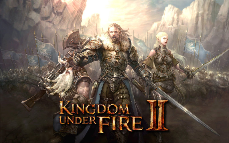 Классы в игре Kingdom Under Fire II