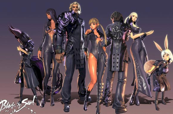 Blade And Soul D