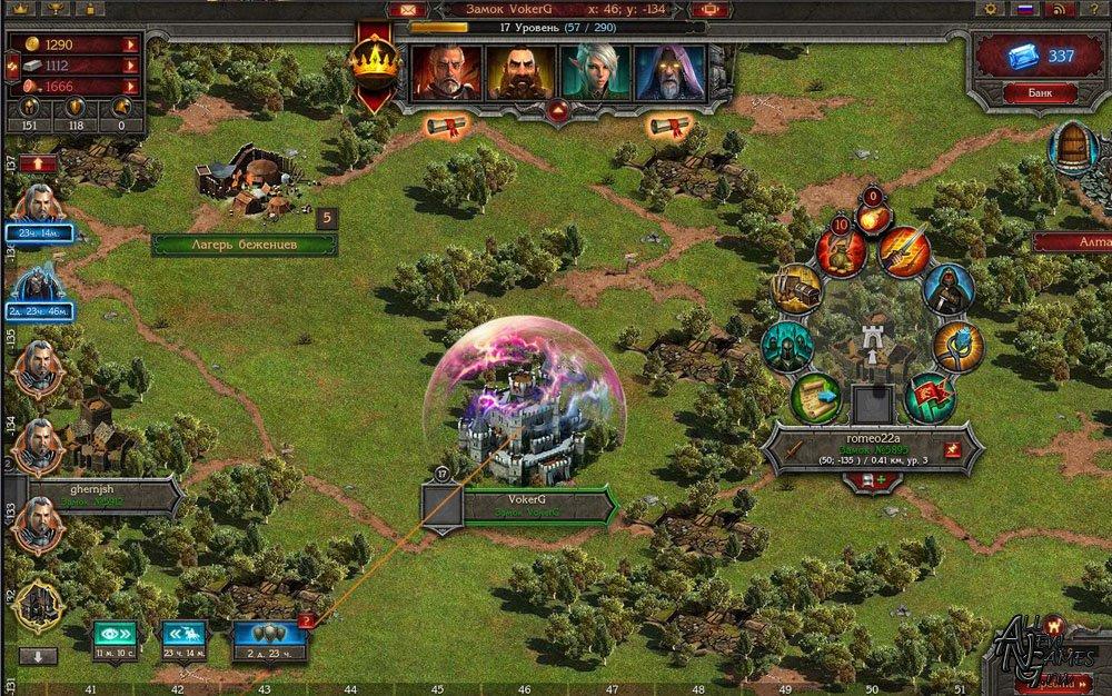 Играть война престолов браузерная игра