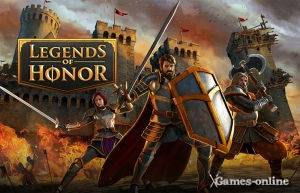 Браузерная стратегия Legends of Honor