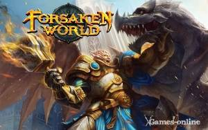 MMORPG Forsaken World