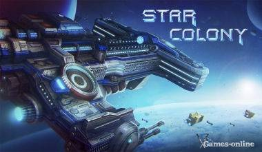 Онлайн игра Star Colony