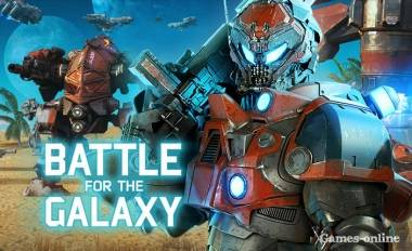 Онлайн игра Battle for the Galaxy