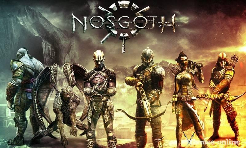 скачать игру Nosgoth с официального сайта - фото 5